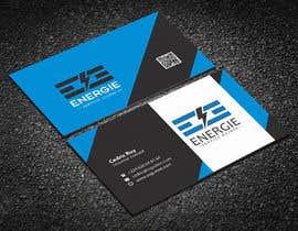 nº 37 pour business card ESG par Xzavierivan