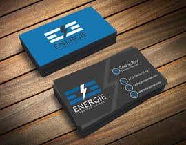 nº 105 pour business card ESG par ImranAkash
