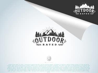 #37 for Design a Logo for Outdoor Gear Blog by mariusadrianrusu