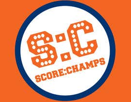 #13 for ScoreChamps Logo by zalgallar