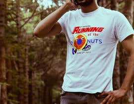 nº 50 pour Design a T-shirt for the 5th Annual Running of the Donuts par RafeursDesign
