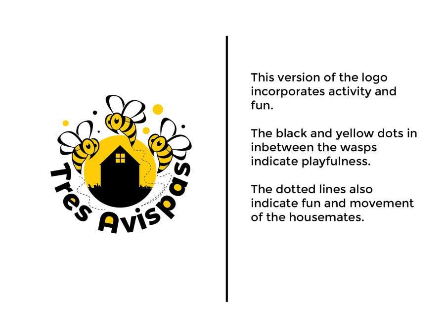 Proposition n°32 du concours Design a Logo for a flat share