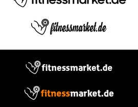 nº 39 pour Logo design for a fitness website par engmao97
