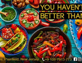 #30 for Facebook landing page for Mexican Restaurant by RubenA1ejandro
