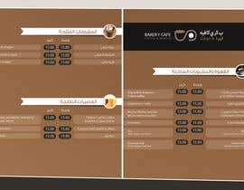 #21 untuk Design a Flyer and menue for a coffee shop oleh SerMigo