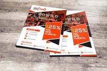 Graphic Design Kilpailutyö #35 kilpailuun Design a Flyer