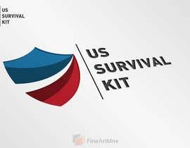 nº 12 pour Design a Logo US Survival Kit par FineArtMne