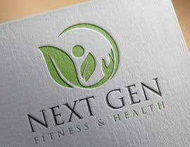 nº 14 pour Company logo for Next Gen Fitness & Health par immariammou