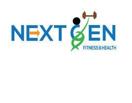 nº 94 pour Company logo for Next Gen Fitness & Health par monzilaakter85