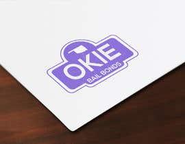 nº 264 pour OKIE BAIL BONDS Logo Concept Design Contest par nafisjany