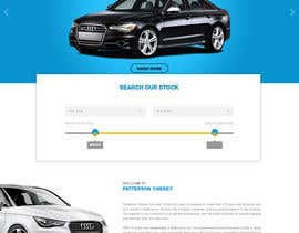 #17 para Redesign My homepage - I need something modern and standout de ancineha