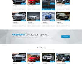 nº 2 pour Redesign My homepage - I need something modern and standout par ByteZappers
