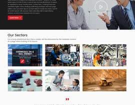 Nro 7 kilpailuun Design a Website Mock käyttäjältä bellalbellal25