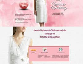 #34 for Create temporary Website (Fashion), urgent by bestwebthemes