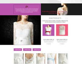 #35 for Create temporary Website (Fashion), urgent by bestwebthemes