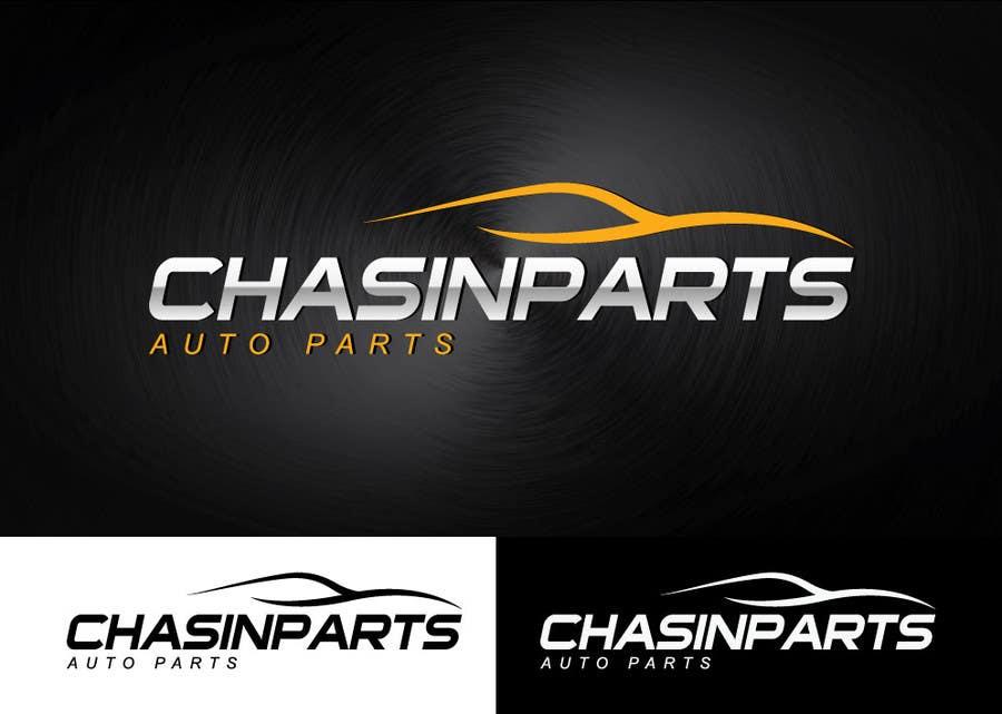 Konkurrenceindlæg #449 for Logo Design for ChasinParts