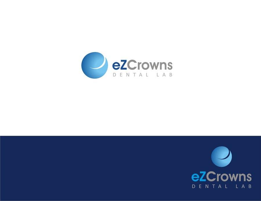 Kilpailutyö #                                        97                                      kilpailussa                                         Logo upgrade for eZCrowns Dental Lab