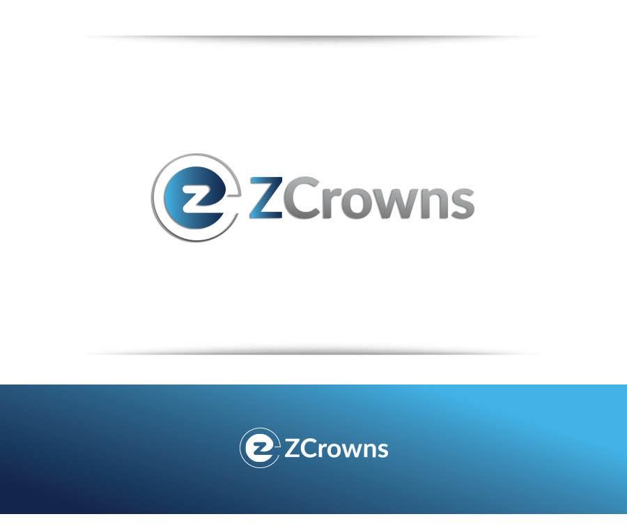 Kilpailutyö #                                        102                                      kilpailussa                                         Logo upgrade for eZCrowns Dental Lab