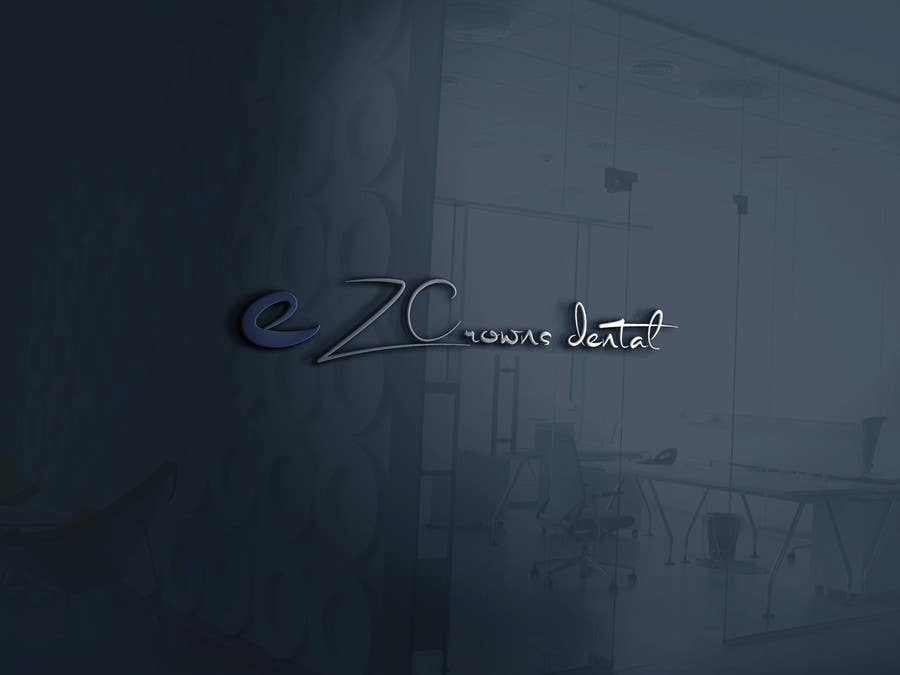 Kilpailutyö #                                        99                                      kilpailussa                                         Logo upgrade for eZCrowns Dental Lab
