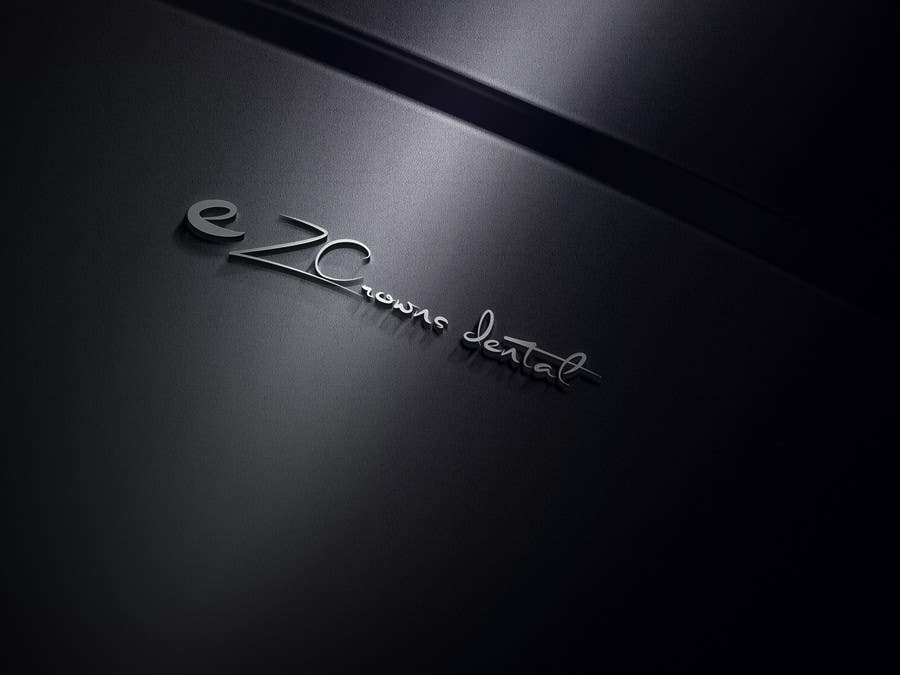 Kilpailutyö #                                        101                                      kilpailussa                                         Logo upgrade for eZCrowns Dental Lab