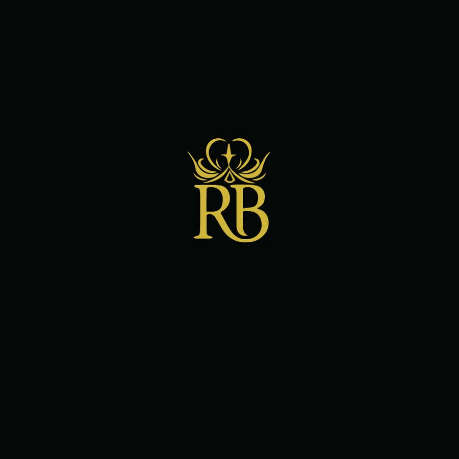 Proposition n°1 du concours Design a Logo (Duogram R B with crown)