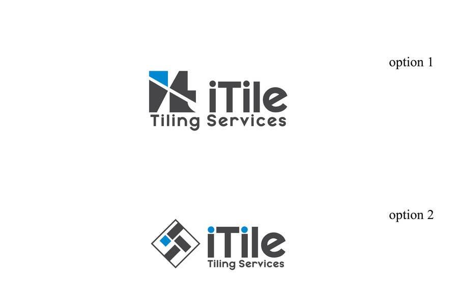 Proposition n°153 du concours Design a logo for iTile Tiling Services
