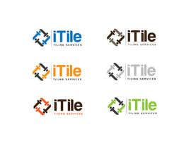 #130 for Design a logo for iTile Tiling Services by babama321