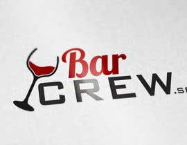 #73 para Designa en logo for barcrew por SmartKidDesign
