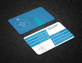 #163 for Refresh our business cards by akterbhuyan20