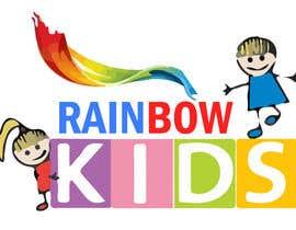 nº 29 pour Logo design for rainbowkids par pradipcrathod