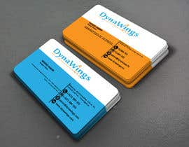 nº 29 pour Design Business Card for DynaWings Kft par mehedihasansogib