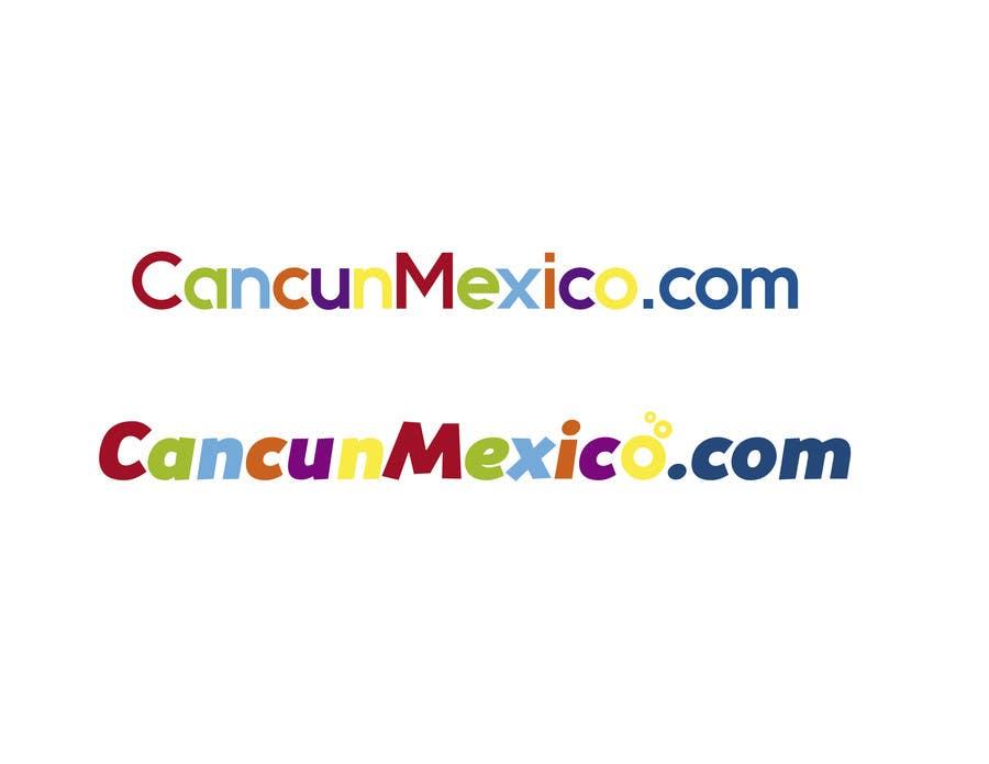 Proposition n°168 du concours Design a Logo - CancunMexico.com