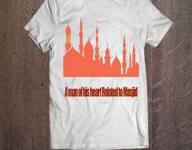 Nro 67 kilpailuun Design an Islamic T-shirt käyttäjältä mhrous