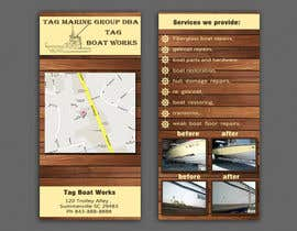 #5 untuk Graphic Design for Tag Marine Group DBA Tag Boat Works oleh Doubletstudio