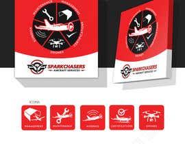 #35 para Aircraft Services Icons and Building Sign Image de Jun01