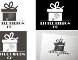 #133 for Design a Logo- Little Ribbon Co. by prvnvrma