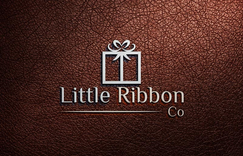 Proposition n°178 du concours Design a Logo- Little Ribbon Co.
