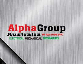 #14 for Alpha group by AleeStudio
