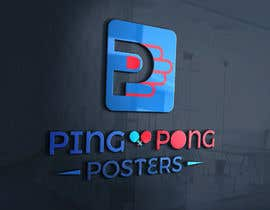 #161 for Logo for posters ecommerce by zalamichentoufi