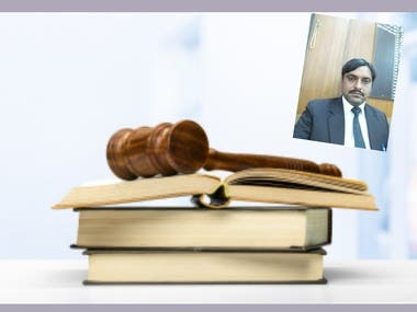 Cheif Executive of Ahmed Nawaz Legal Consultancy Service Limited (Regd.).