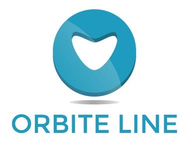 Orbite Line Logo