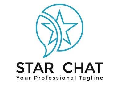 Star Chat Logo
