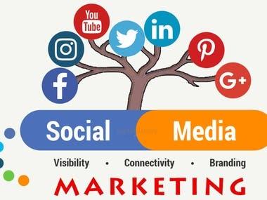 i will do all social media marketing with Ads.