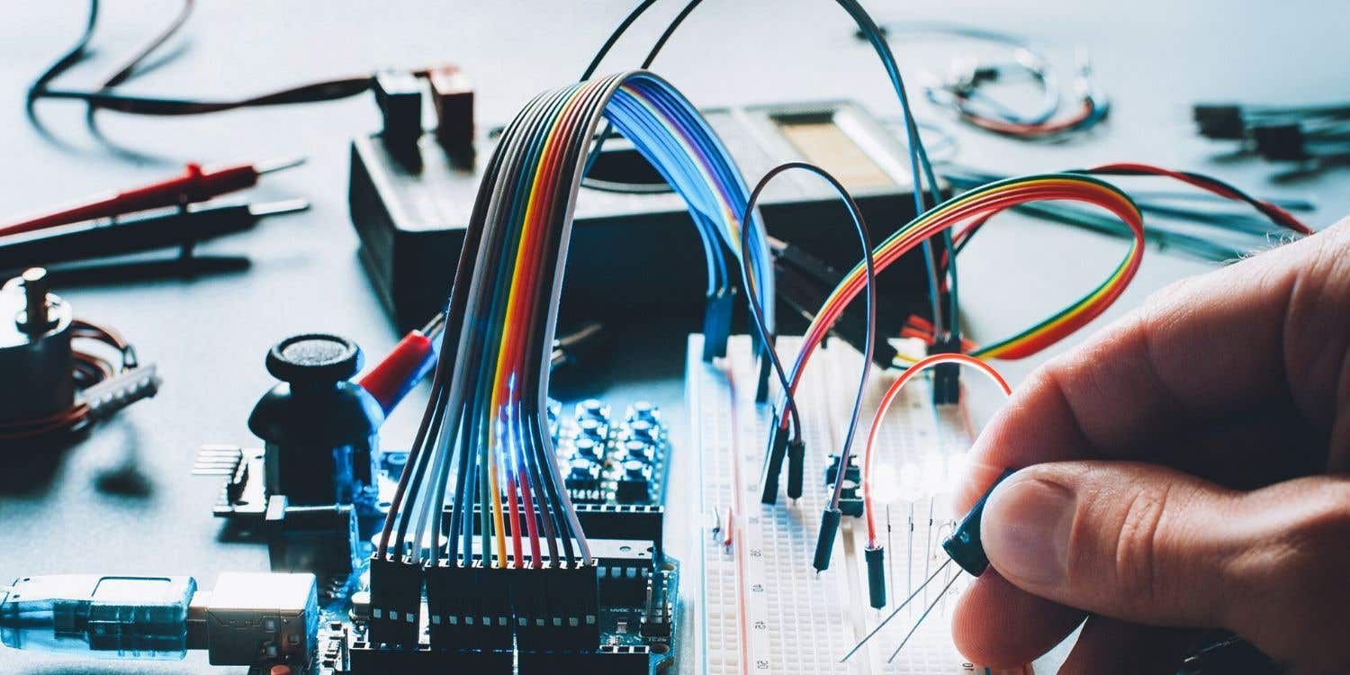 Cover photo for The complete guide to building an electronics product