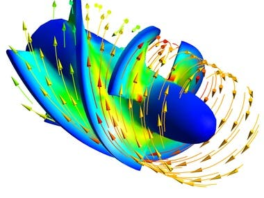 I am qualified Mechanical Engineer. I am proficient in FEA and CFD simulations using ANSYS Workbench. I believe in conducting quality simulations in order to give the best possible results to my Clients.  You can contact me for the following categories: - Static Structural - Failure Analysis (Static, Fatigue, Buckling) - Steady State Thermal - Laminar and Turbulent Flow, Internal and External Flow, Nanofluid Multi-Phase Flow, and Fluid Solid Interaction Flow Simulations.  3D Modeling using SOLIDWORKS - 3D modeling for 3D Printing - 2D Drawings for Manufacturing - Assembly  I have also experience in solving Thermodynamics problems based on - First Law of Thermodynamics - Reversible and Irreversible Processes - Second Law of Thermodynamics - Heat Engine Cycles - Steam Cycles - Gas Turbine and Steam turbine Cycles - Nozzles and Jet Propulsion  Drop me a message showing the details of your requirements and the time limit. I usually reply within 30 minutes, and will provide you Honest and P