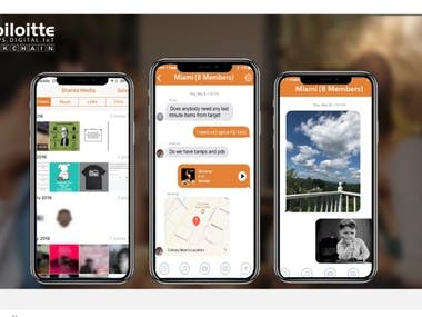 Access your digital content from anywhere. shared media automatically discovers any connected devices around you.