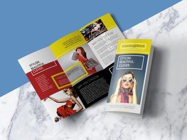 Tri -Brochure Design
