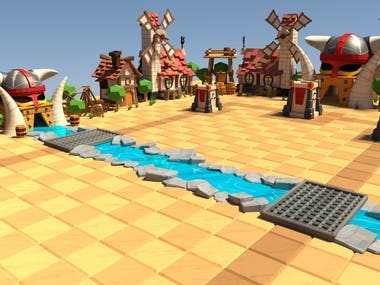 3D Unity Game
