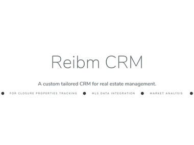 Bespoke CRM exclusively built for Real Estate Agency to manage operations and data analytics.