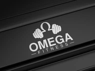 Fitness Gym Business Logo
